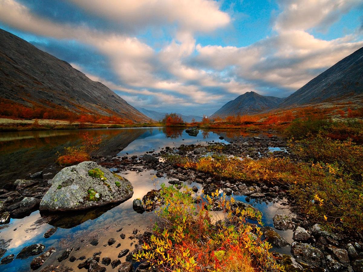 В России созданы национальные парки«Кодар» и «Хибины»
