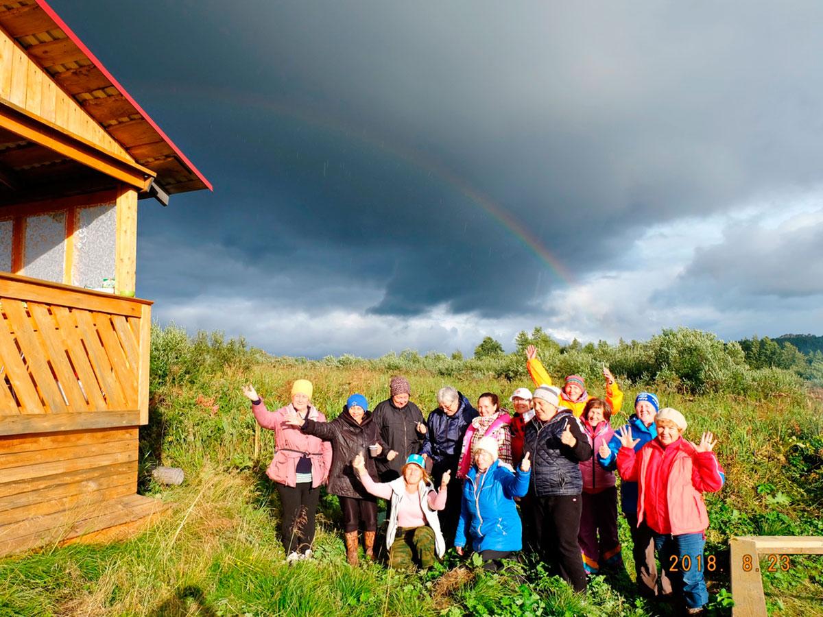 Первый экологический тур для победителей проекта «Зеленые версты Прикамья»
