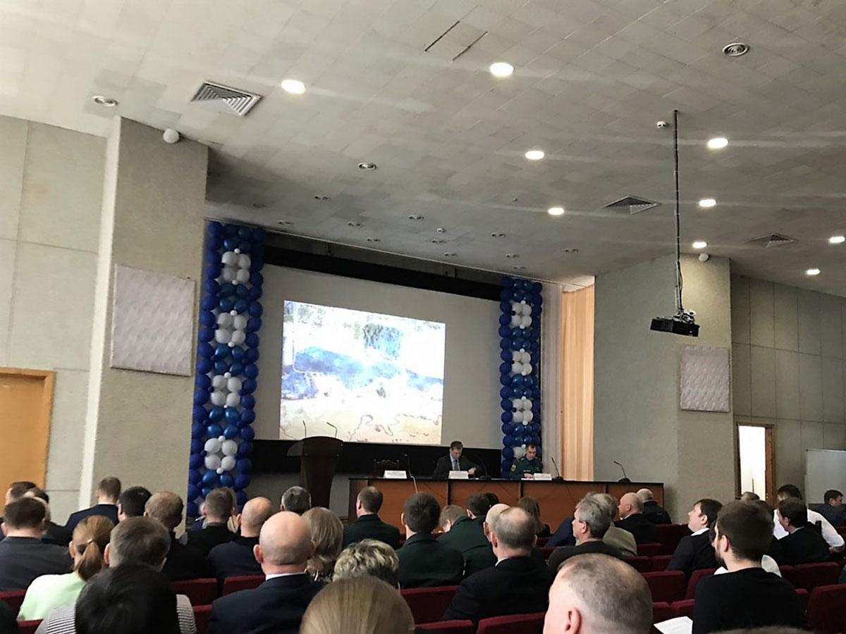 В Перми состоялось краевое совещание по подготовке к пожароопасному сезону 2019 г.