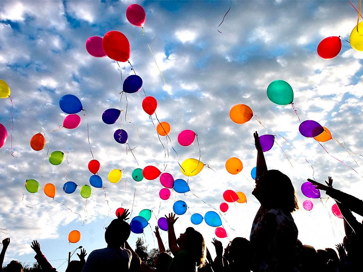 Заповедник «Басеги» против массовых запусков воздушных шаров