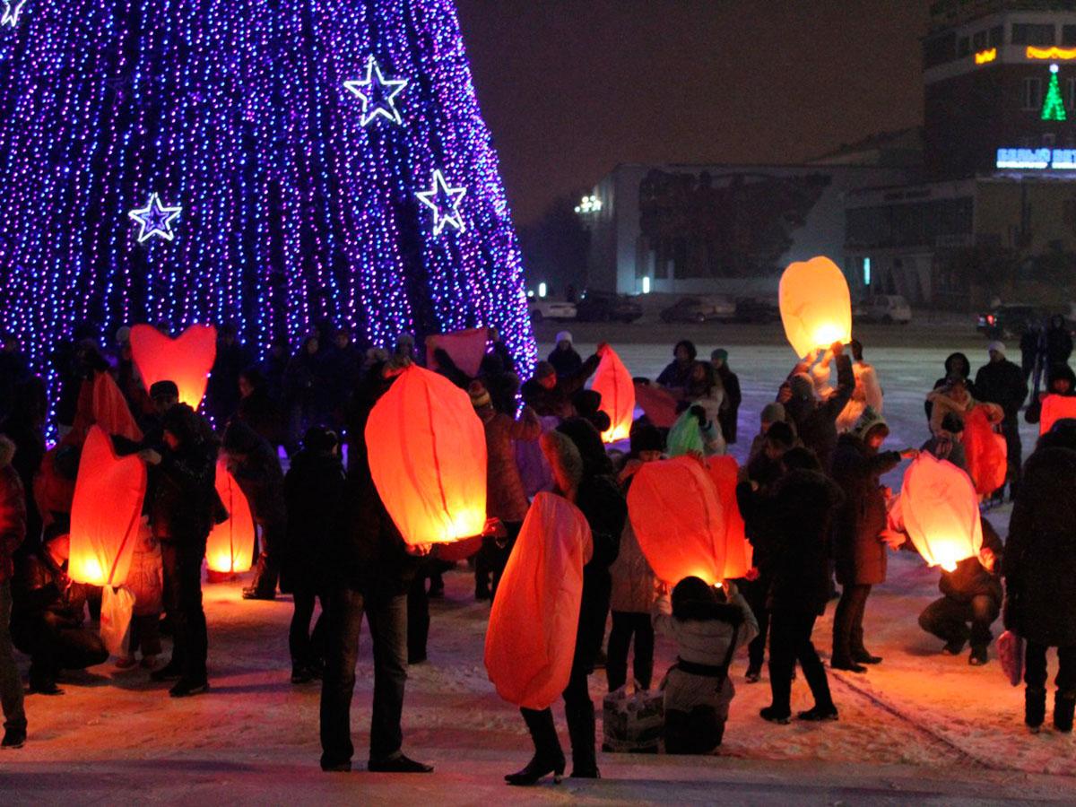 Заповедник «Басеги» против запуска китайских фонариков
