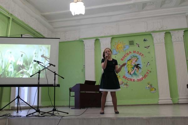 Искандерова Ангелина, ДШИ Международный лауреат