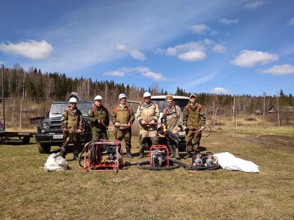 Лесопожарное формирование